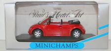 MINICHAMPS 1/43 - 430054032 VW CONCEPT CAR CABRIO 94 RED