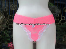 75% off! AUTH JESSICA SIMPSON ALLOVER LACE BIKINI PANTY LARGE BNEW US$12