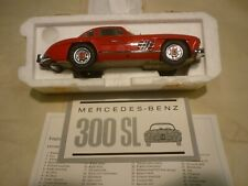 Une occasion FRANKLIN Comme neuf 1954 MERCEDES BENZ 300 SL, Boxed, avec paperasse
