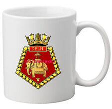 HMS DELHI COFFEE MUG