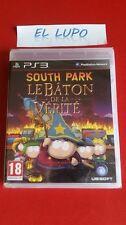 SOUTH PARK LE BATON DE LA VERITE PS3 SONY NEUF SOUS BLISTER VERSION FRANCAISE