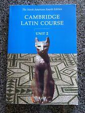 Cambridge Latin Course Unit 2