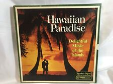 Hawaiian Paradise 1970 Readers Digest Box Set of 5 Vinyl LP's