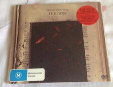 TEGAN AND SARA THE CON CD + THE CON MOVIE DVD 2007 SIRE RECORDS VAPOR RECORDS
