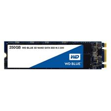Western Digital Azul 3d NAND M. 2-2280 250GB SATA III dispositivo Estado Sólido