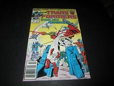 TRANSFORMERS #42  RARE MARK JEWELER'S VARIANT SEE Y OTHERS!!!