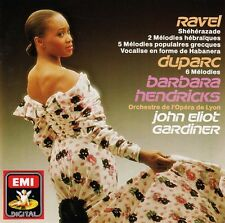Gardiner - Barbara Hendricks - Ravel - Duparc - CD