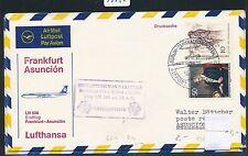 95745) LH FF Frankfurt - Paraguay 13.5.71, SoU ab Berlin, MiF