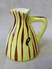 Blue Ceramic European Art Pottery Vases