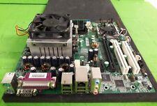 Carte mere FOXCONN CK804M03-6EKS+PROCESSEUR ATHLON 64 3200+ avec sa  RAM