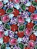 Timeless Treasures Glitter Jewels Fun Multi 100% cotton Fabric by the yard