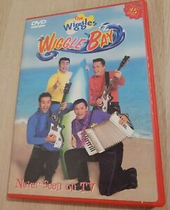 The Wiggles Wiggle Bay DVD 2003 Region 1 **RARE PROMOTIONAL COPY**