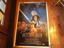 Vintage Original Star Wars Return of the Jedi Style B  1 Sheet Poster  ID:59018