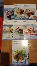 7 Waitrose recipe cards - all July 2013