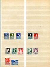 Niederlande 1940 - 1992 ** Sammlung im Steckbuch