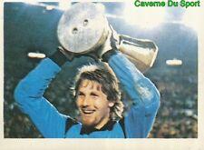 220 MONCHENGLADBACH Vs CRVENA ZVEZDA UEFA CUP STICKER FOOTBALL 1980 BENJAMIN NEW