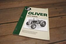 Oliver Tractor I&T Shop Service Manual 0-201 Super & Non-Super!