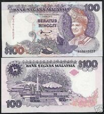 MALAYSIA 5 RINGGIT P35 1995 KING DE LA RUE UK UNC CURRENCY MONEY BILL BANK NOTE