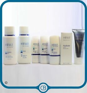 Obagi FX Normal to Oily System