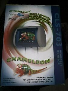 "Concept ""Chameleon"" CLS-703 Headrest Monitor"