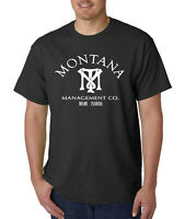 Montana Management Co. T-Shirt / The World Is Yours / Tony Gangster Mob Mafia