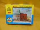 Vintage 1970's AHM #5819 Ramsey Journal building Plastic Kit