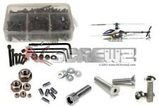RC Screwz ALG009 Stainless Steel Screw Kit Align TRex 450 Sport 2009