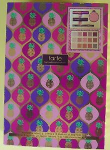 Tarte Passport To Paradise 5pc Collector's Set Eyeshadow Palette Holiday Gift