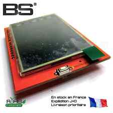 LCD Touch SD shield Arduino Uno R3 and compatibles
