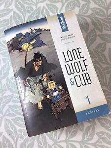 Lone Wolf and Cub Omnibus Volume 1 (Lone Wolf & Cub Omnibus), Koike, Kazuo, Good