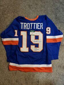 Bryan Trottier Signed Jersey