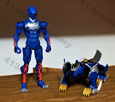"Power Rangers Jungle Fury ""Animalized Jaguar Ranger"" (Complete)"