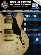 House Of Blues - Blues Guitar Course Expanded Edition, McCarthy, John, Good Book