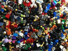 Grab-bag lot of 10 complete Minifigs (all Authentic Lego!!!)
