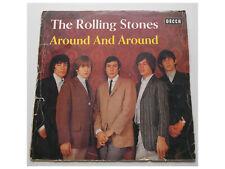 The Rolling Stones - Around And Around - LP - 1964- Decca – BLK 16 315-P