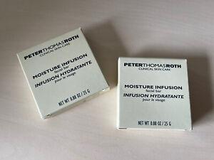 NEU 2x Peter Thomas Roth Reinigungsseife Seife soap facial bar je 25g Moisture