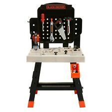 Black & Decker Power N' Play Workbench - Play Toy Workshop