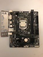Intel Pentium G4400 + Gigabyte GA-H110M-D2P + CPU-Kühler Skylake