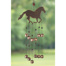 Dawhud Direct Horse Outdoor Garden Decor Wind Chime