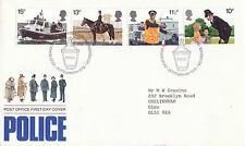 26 SEPTEMBER 1979 POLICE POST OFFICE FIRST DAY COVER BUREAU SHS (h)