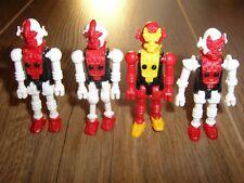 Rare~Roboter~Robot~1988~EU~Lot de 4 Variantes~Original~TOP