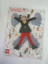 Rare Lego Duplo PRESCHOOL CATALOG Classic Juniors Farm Minnie Spider man Train