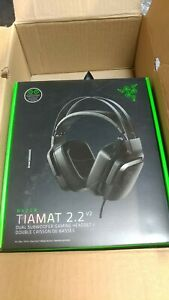 Razer Tiamat 2.2 v2 - Brand new in box