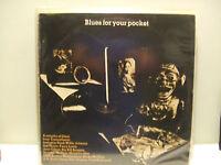 BLUES FOR YOUR POCKET - TRANSATLANTIC  COMP.  LP
