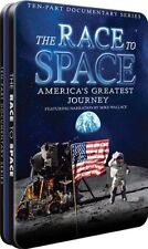 Race To Space: America s Greatest Journey (Col New DVD, free shipping tin case