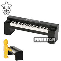 LEGO Custom Designed Brickaha Keyboard