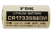 FDK Sanyo CR17335SE 3 Volt Lithium 2/3 A Battery