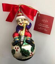 Lenox Yuletide Treasures Santa's Family Tree Elf with Brush, Poland Sku 6103824
