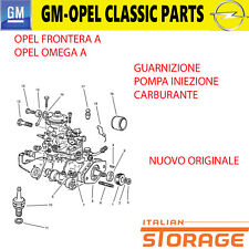 Joint pompe à injection Rover 25 RF 2.0 iDT 1994 ccm 101 PS 74 KW