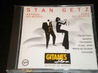 Stan Getz - Gitanes Jazz - CD Album - 15 Great Tracks - 1989 Polygram France